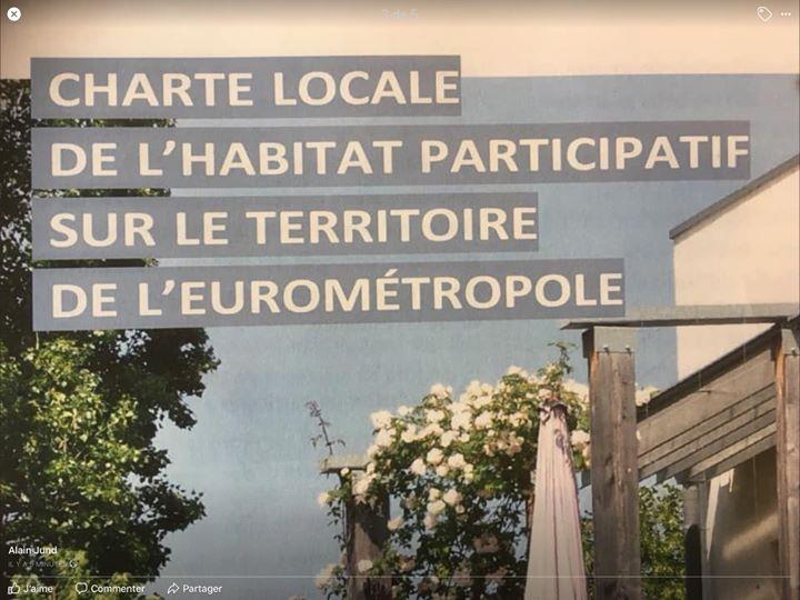Charte locale de l'habitat participatif