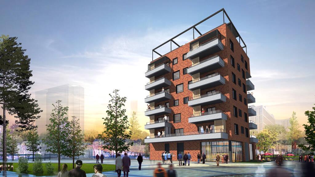 Construction de logements neufs