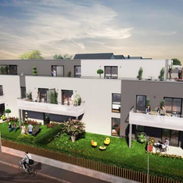 Journée découverte à Gambsheim avec Stéphane Plaza Immobilier